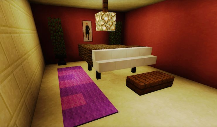 Minecraft Entertainment Furniture